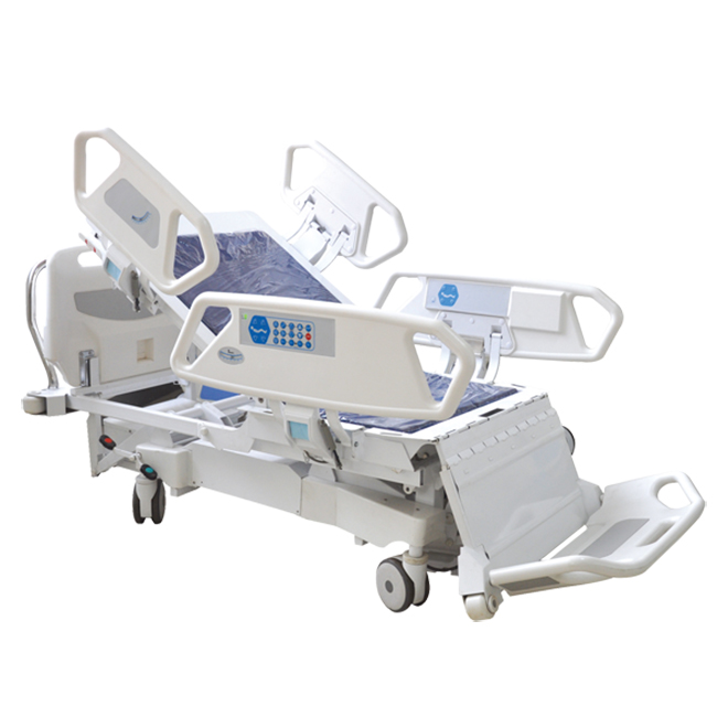 SK005-1 Electric ICU Bed With Touch Panel